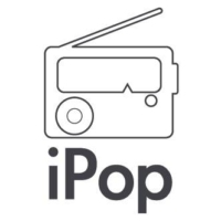 Logo of radio station iPopFM