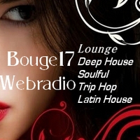 Logo of radio station Bouge17 Webradio