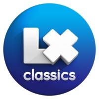 Logo of radio station LX Classics