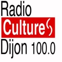 Logo of radio station Radio Cultures Dijon