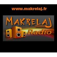 Logo of radio station Makrelaj Radio