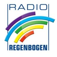 Logo of radio station Radio Regenbogen Just Black