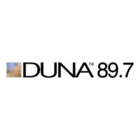 Logo of radio station Duna 89.7 FM