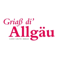 Logo of radio station Griaß di Allgäu