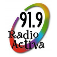 Logo de la radio Radio Activa 91.9