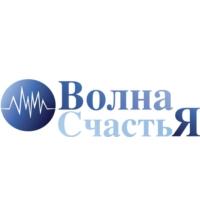 Logo of radio station Волна Счастья
