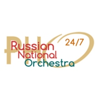 Logo of radio station Russian National Orchestra