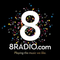 Logo of radio station 8Radio