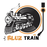 Logo of radio station Bluz Train