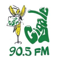 Logo de la radio Cigale FM
