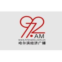 Logo of radio station 哈尔滨经济广播 AM972
