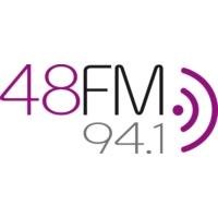 Logo de la radio 48 FM Lozère