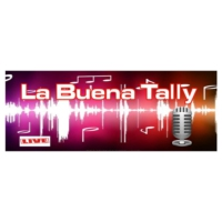 Logo of radio station La Buena Tally