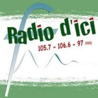 Logo de la radio Radio d'Ici