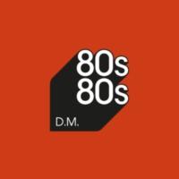 Logo de la radio 80s80s Depeche Mode