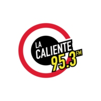 Logo of radio station XHHIT La Caliente 95.3 FM