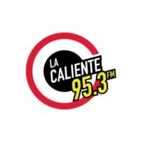 Logo de la radio XHHIT La Caliente 95.3 FM
