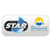 Logo of radio station Radio Star Marignane