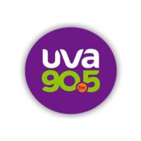 Logo de la radio XHUVA UVA 90.5