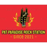 Logo of radio station PAT PARADISE ROCK STATION