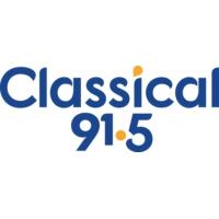 Logo of radio station WXXI Classical 91.5