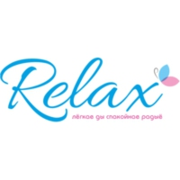 Logo of radio station Радыё Relax 87.5 FM