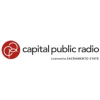 Logo of radio station KXJZ CapRadio News