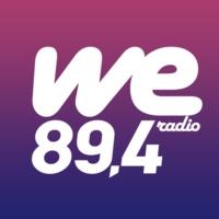 Logo of radio station We Radio 89.4