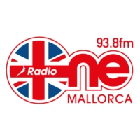 Logo of radio station Radio One Mallorca