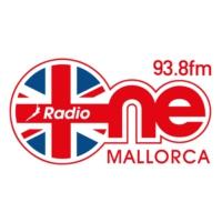 Logo of radio station Radio One Mallorca