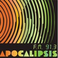 Logo of radio station Apocalipsis FM 91.3