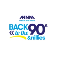 Logo of radio station MNM Back to the 90s & Nillies