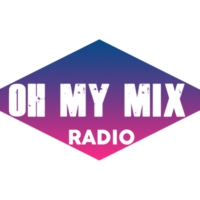 Logo of radio station Oh My Mix Radio
