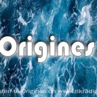 Logo of radio station Origines