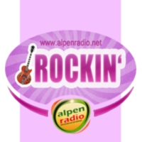 Logo of radio station Alpen Radio Rockin´