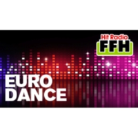 Logo of radio station FFH EURODANCE