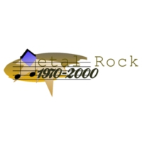 Logo de la radio Metal Rock 1970 - 2000