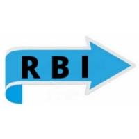 Logo of radio station RBI Radio