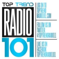 Logo of radio station Top Trend Radio 101