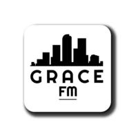 Logo de la radio KXGR 89.7 Grace FM
