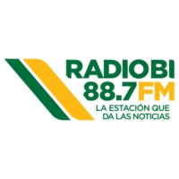 Logo of radio station Radio BI 88.7 FM