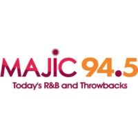 Logo de la radio KZMJ Majic 94.5