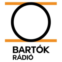 Logo of radio station Bartók Rádió