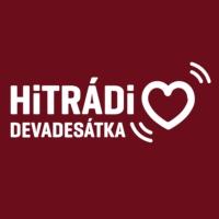Logo de la radio Hitrádio Devadesátka