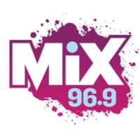 Logo of radio station KMXP Mix 96.9