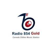 Logo de la radio Radio 854 Gold