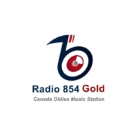 Logo of radio station Radio 854 Gold