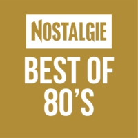 Logo of radio station NOSTALGIE Best of 80s