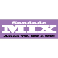 Logo of radio station Radio Saudade