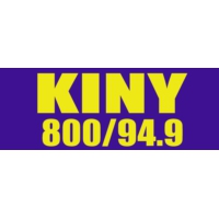 Logo of radio station KINY-AM